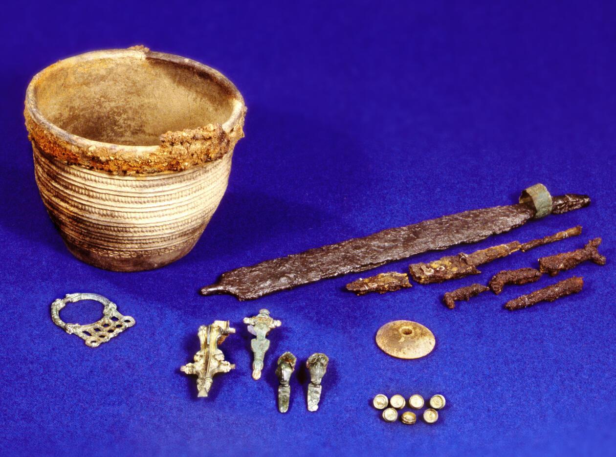 Arkeologiske gjenstander
