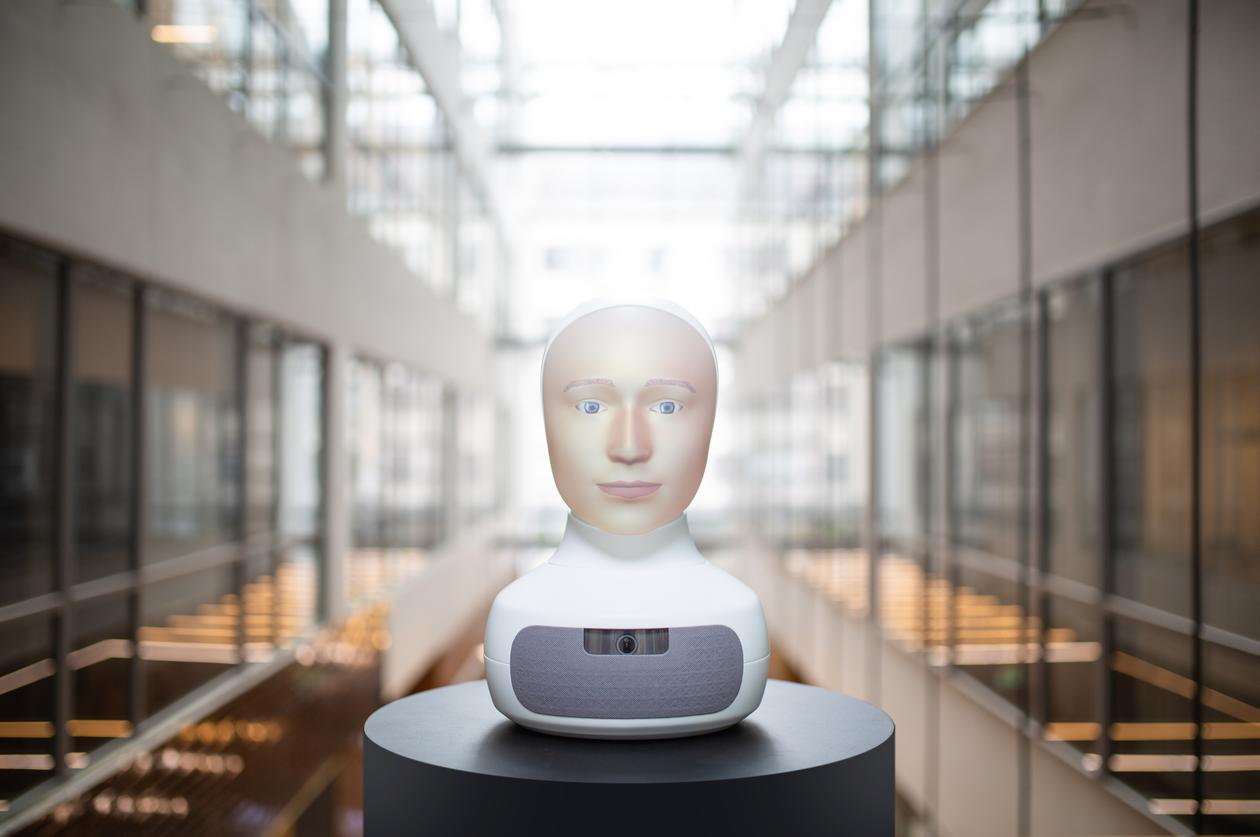 Furhat Robotics, Christiekonferansen 2019