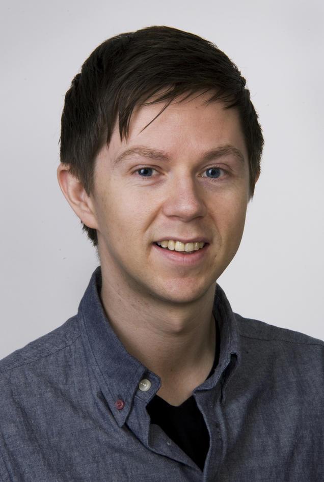 Portrettfoto Hans Jørgen Gåsemyr