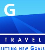 logo for G travel