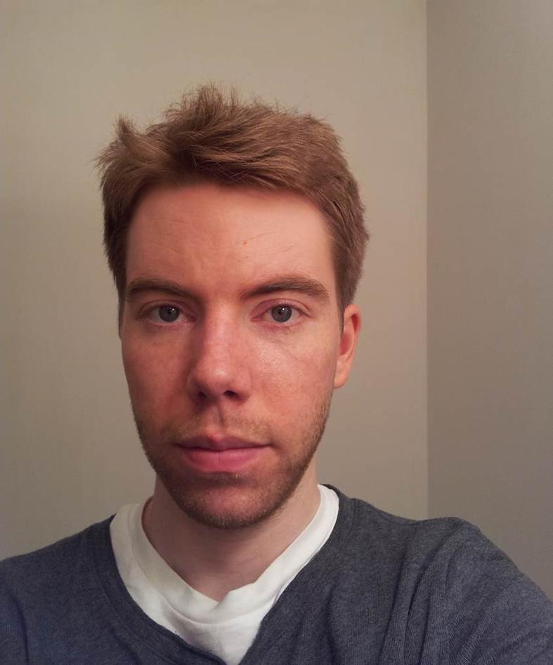Portrettfoto Jarand Gauteplass