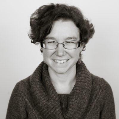 Portrait of Madeleine Reeves