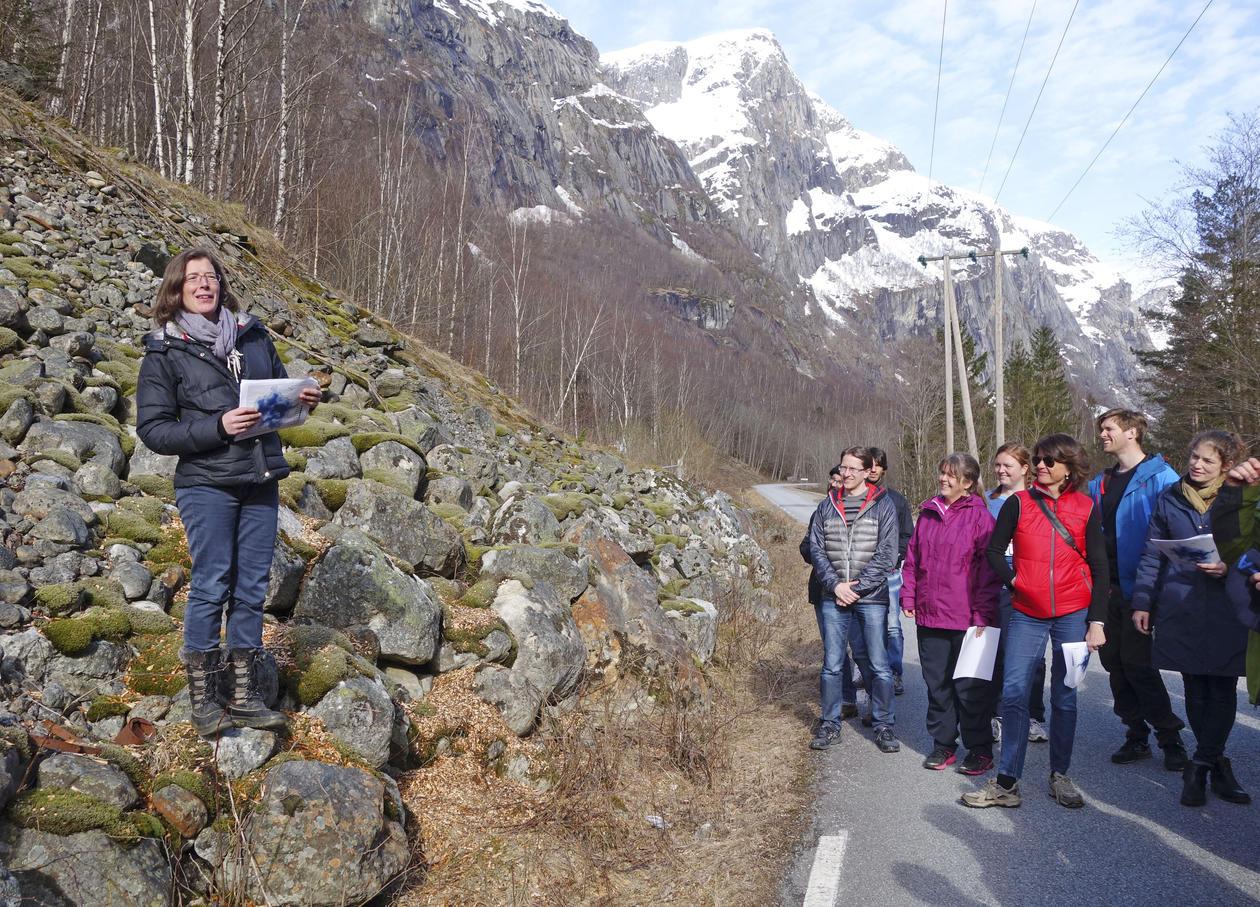 Ekskursjon i Hardanger