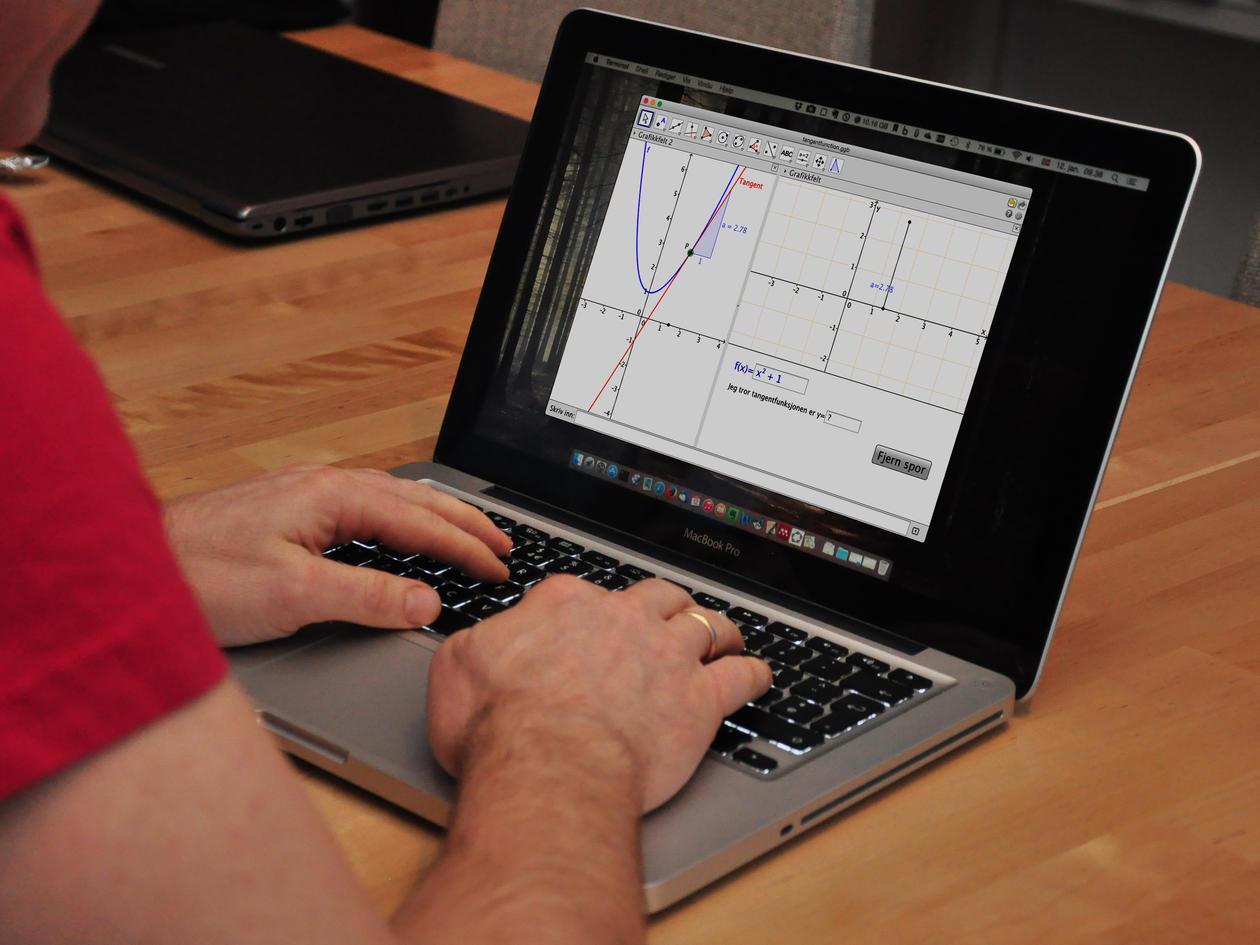 GeoGebra - videreutdanning for lærere ved UiB