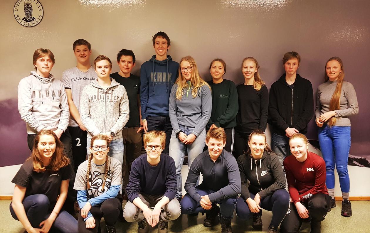 kvalifisering deltakere norske geo ol troppen 2019