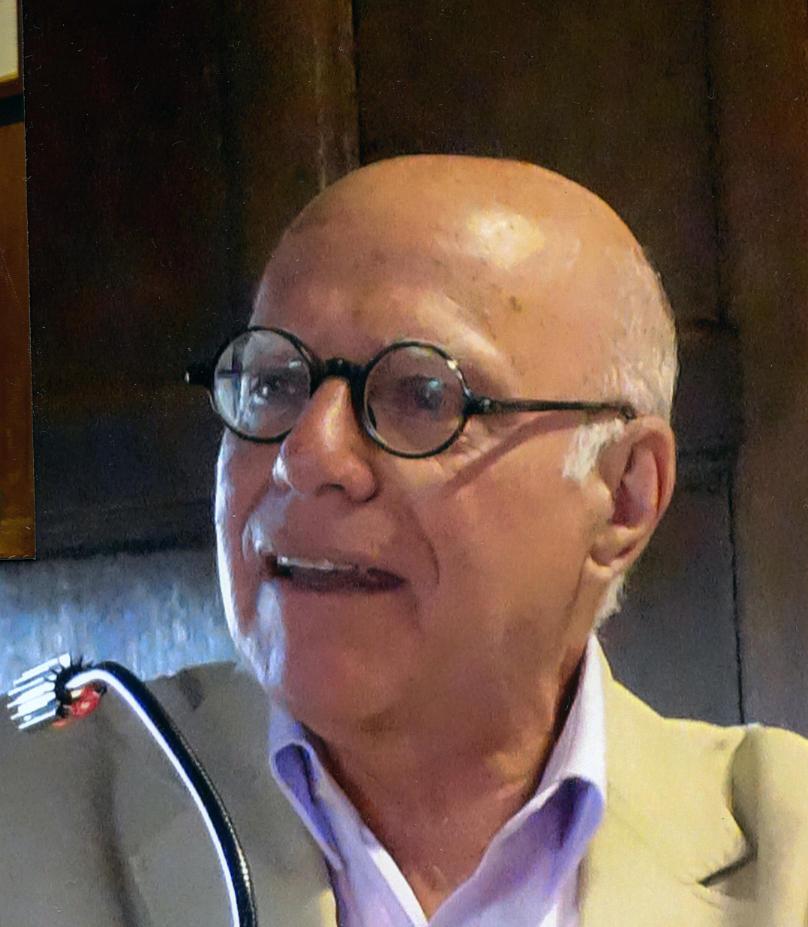 Professor George Rousseau (Oxford)