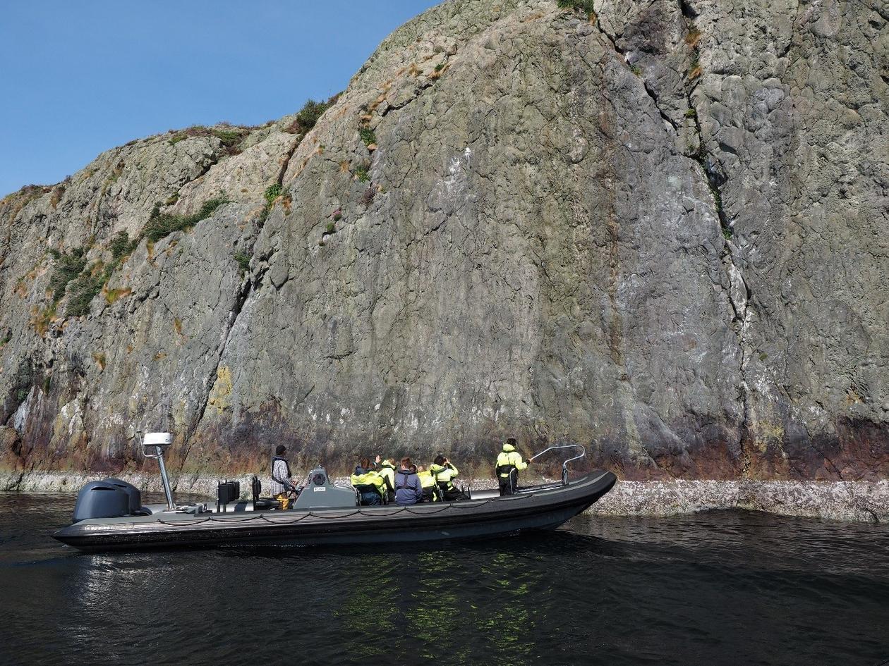 Putelava fra Solund-Stavfjord ofiolittkompleks