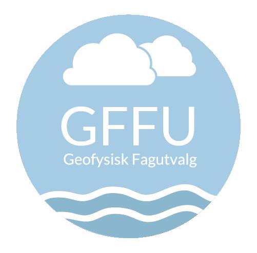 Logo til Geofysisk Fagutvalg