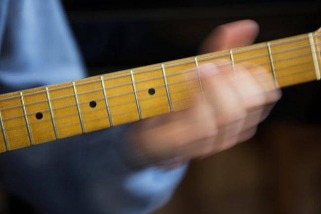 gitarhals