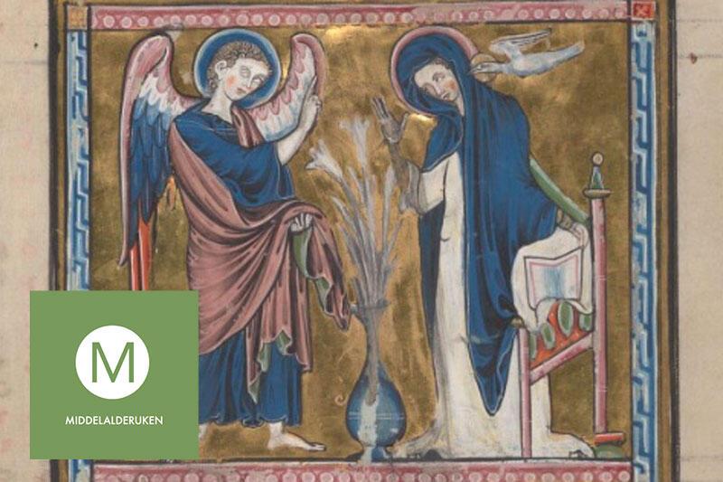 Bilde fra boken Kristinapsalteret