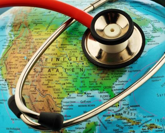 Global helse jordklode