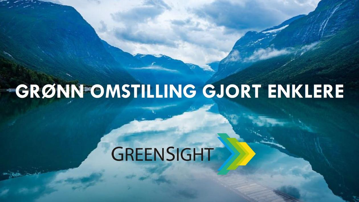 GreenSight
