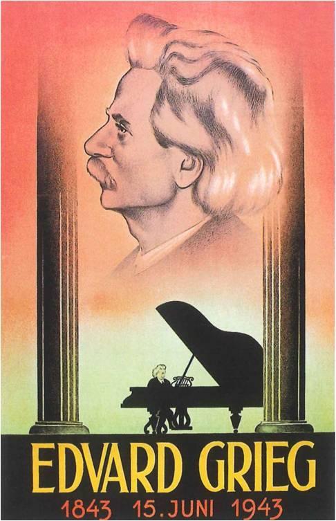 Edvard Grieg 1943