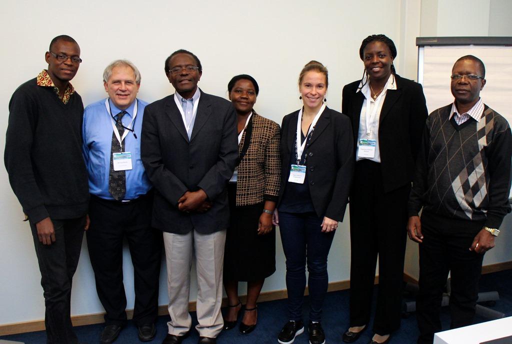 Group photo IFPE symposium on global mental health
