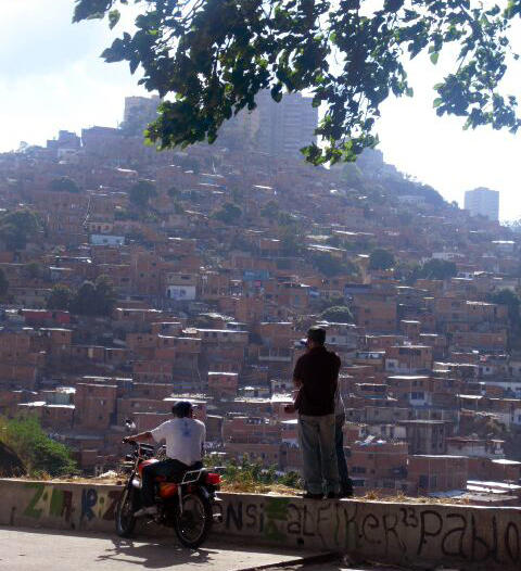 Growing cities Latin-America
