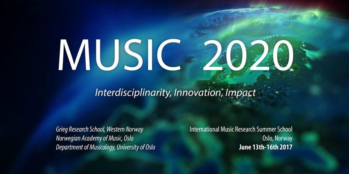 Banner Music Research School 2017