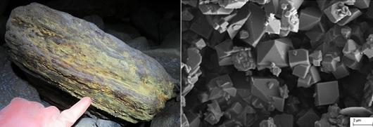 Bilder av jarositt