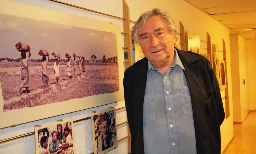 Gunnar Håland 80 år