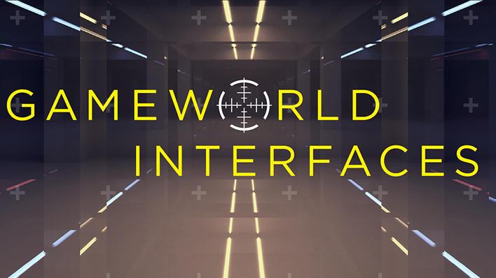 Gameworld Interfaces, illustrasjonsbilde