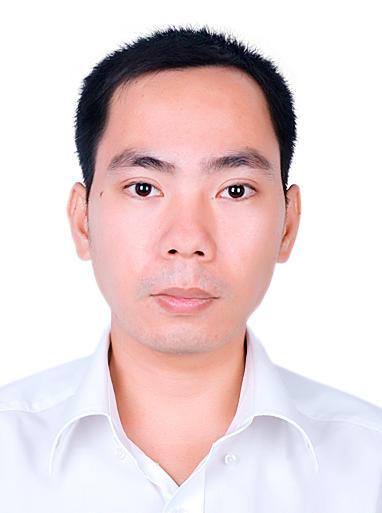 Portrait of Quang Trung Ha.