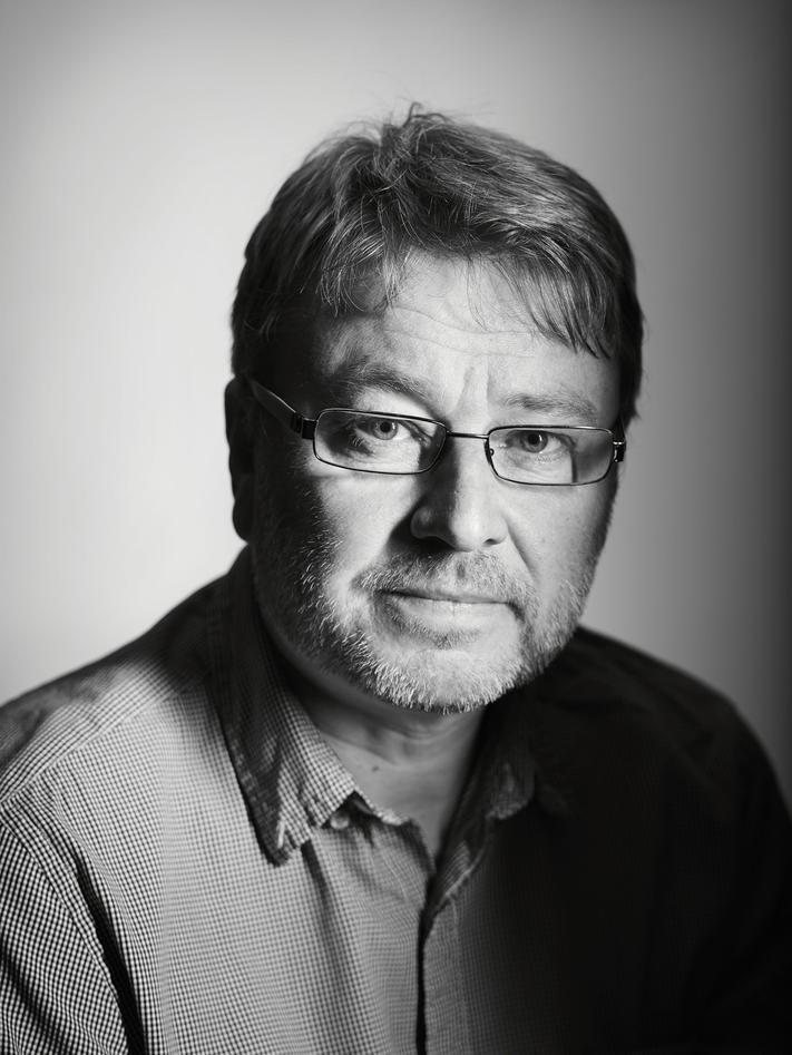 Portrett av Erik Bjerck Hagen