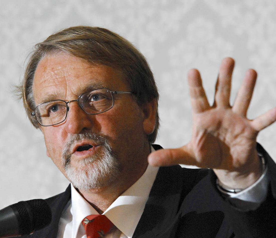 Bernt Hagtvet, Christiekonferansen, keynote