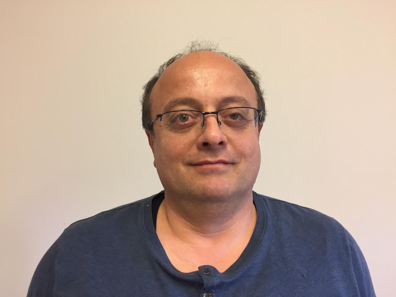 Professor Hakan G. Sicakkan fra Institutt for sammenliknende politikk ved Universitetet i Bergen (UiB) fotografert i mai 2017.