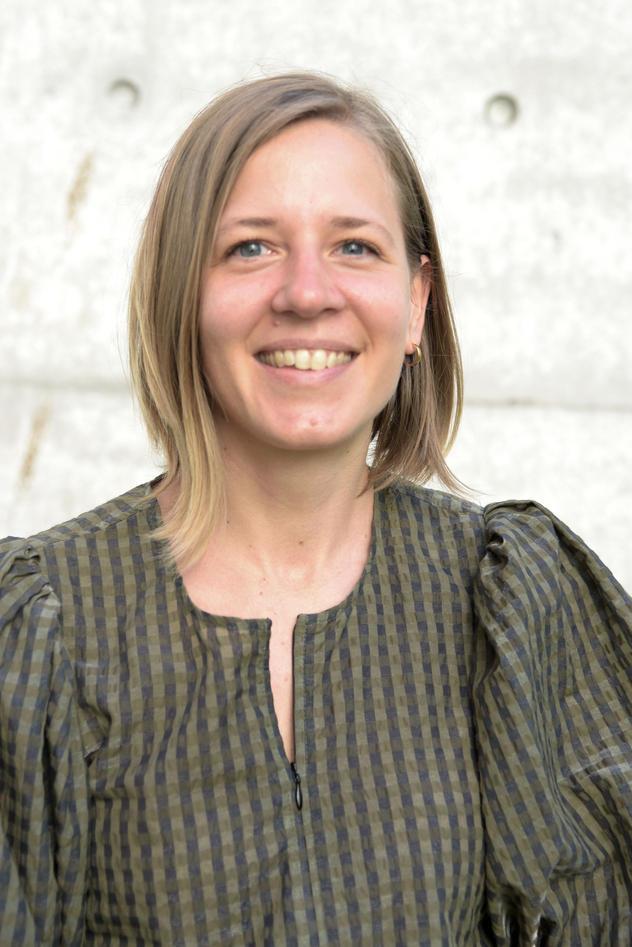 Hanne Rosendahl-Riise.