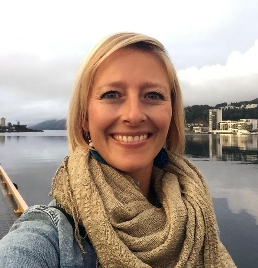 Portrett Hanne Visdal-Johnsen
