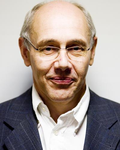 Professor Harm G. Schröter.