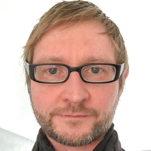 Headshot of Hartmut Koenitz