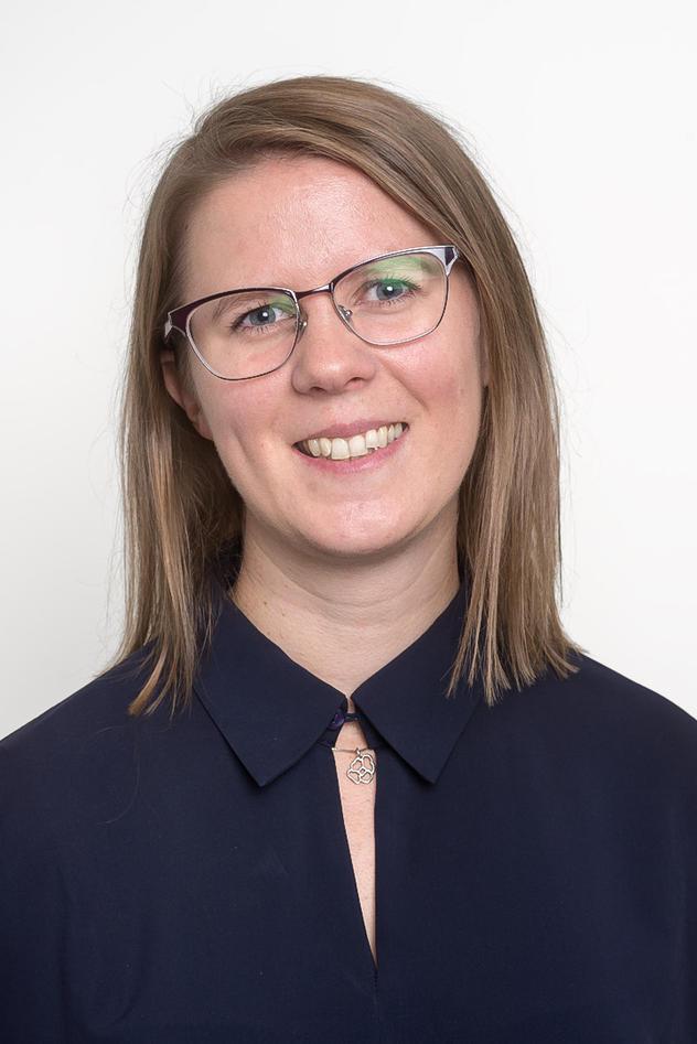 Portrettfoto Tove Kårstad Haugsbø