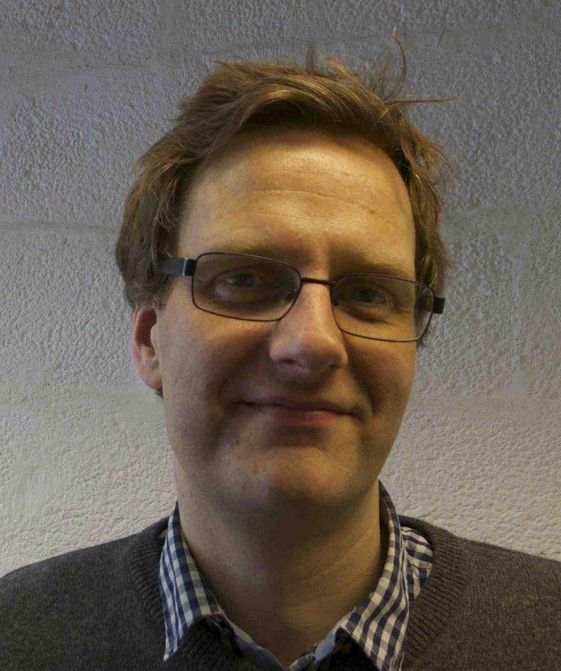 Postdoctoral fellow Håvard Haarstad, Håvard Haarstad, Department of Geography, University of Bergen.