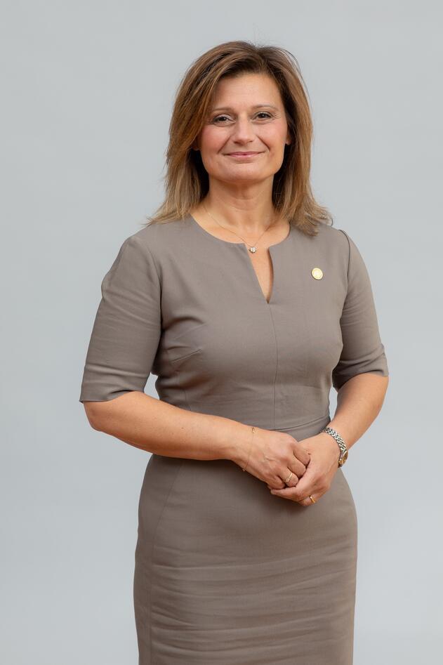 Prorektor Pinar Heggernes