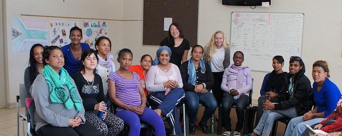 Arbeidsgruppe, Sør-Afrika