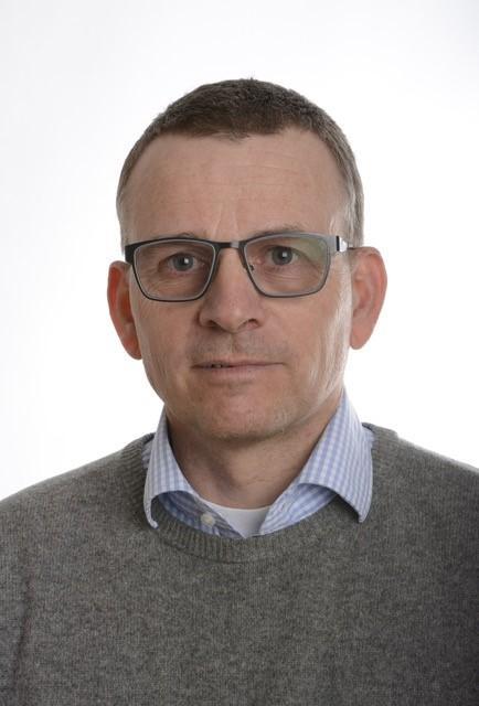 Profilbilde av dekan Helge K. Dahle