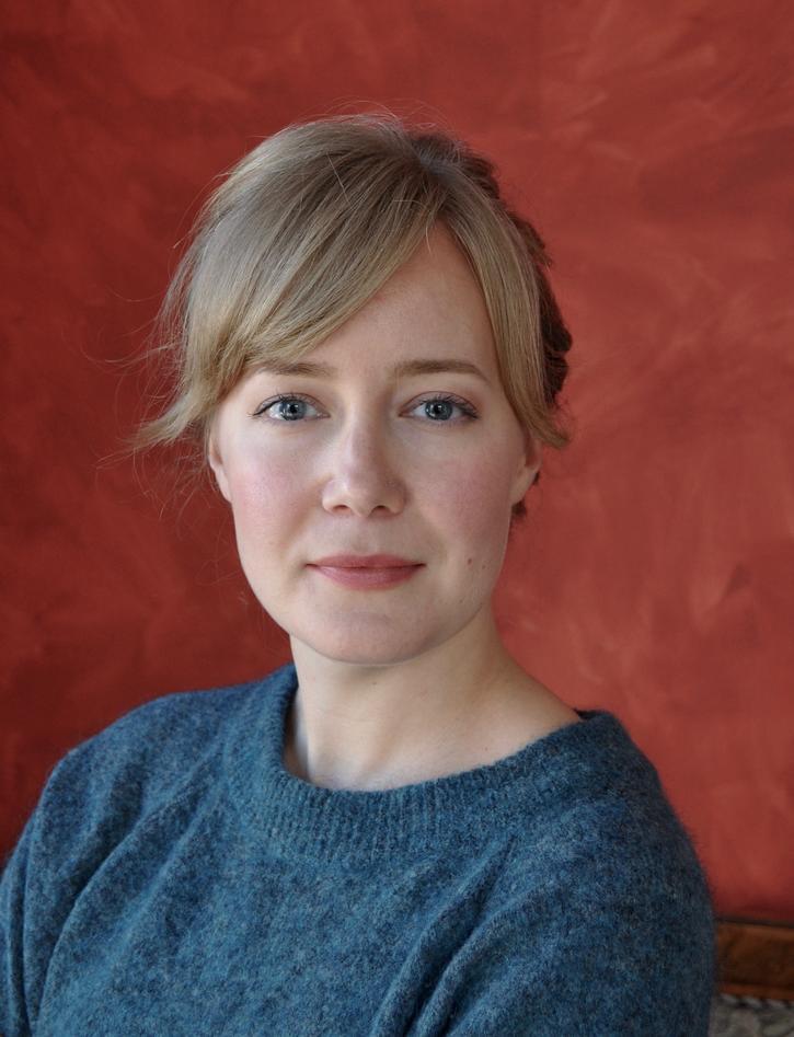 Anna Helle-Valle.