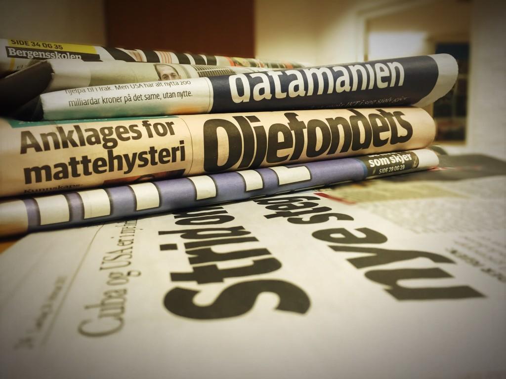 Norwegian News Media Landscape