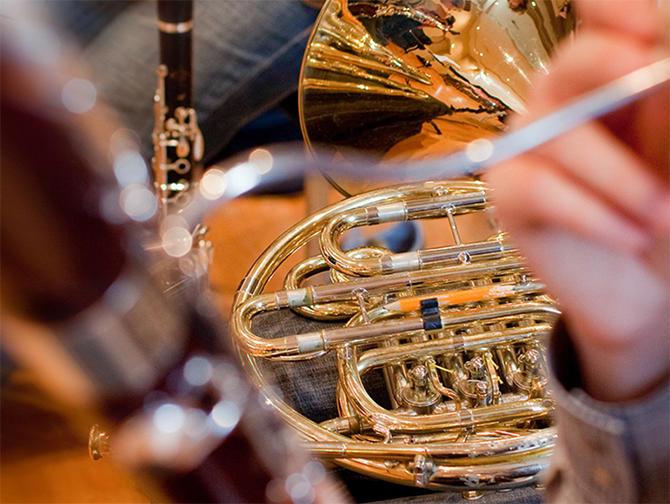 Horn i orkester