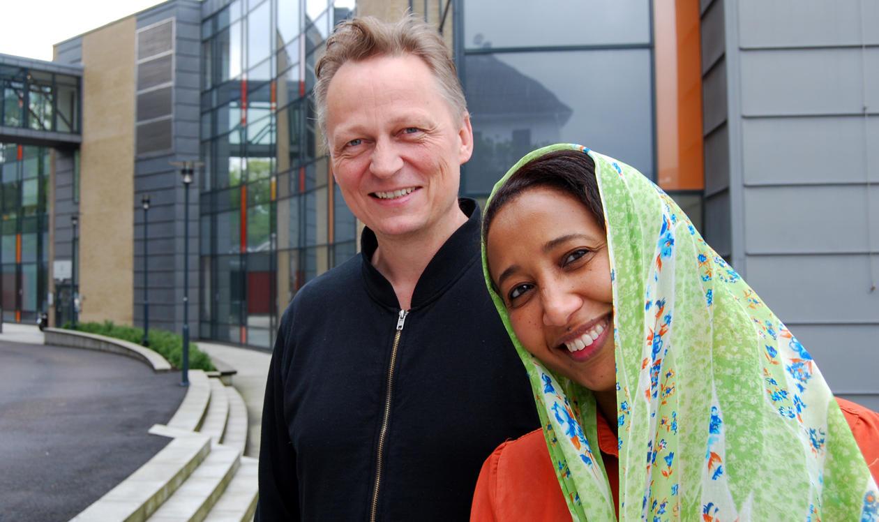 Hans Geir Aasundsen and Howaida Faisal Abdelrahman