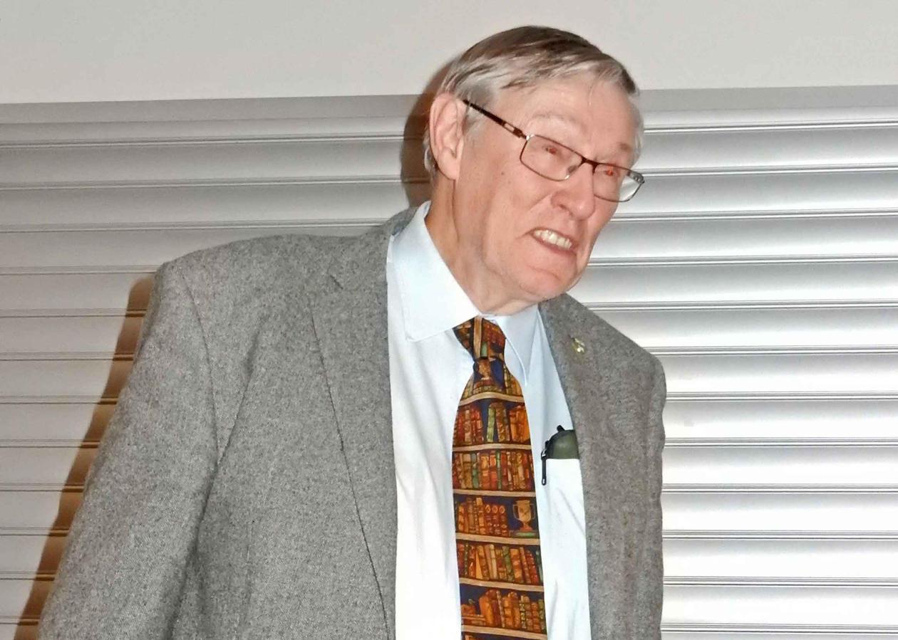 Portrait of John Birks