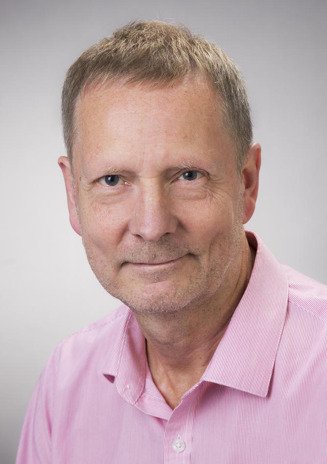 Portrett Håkon Hofstad