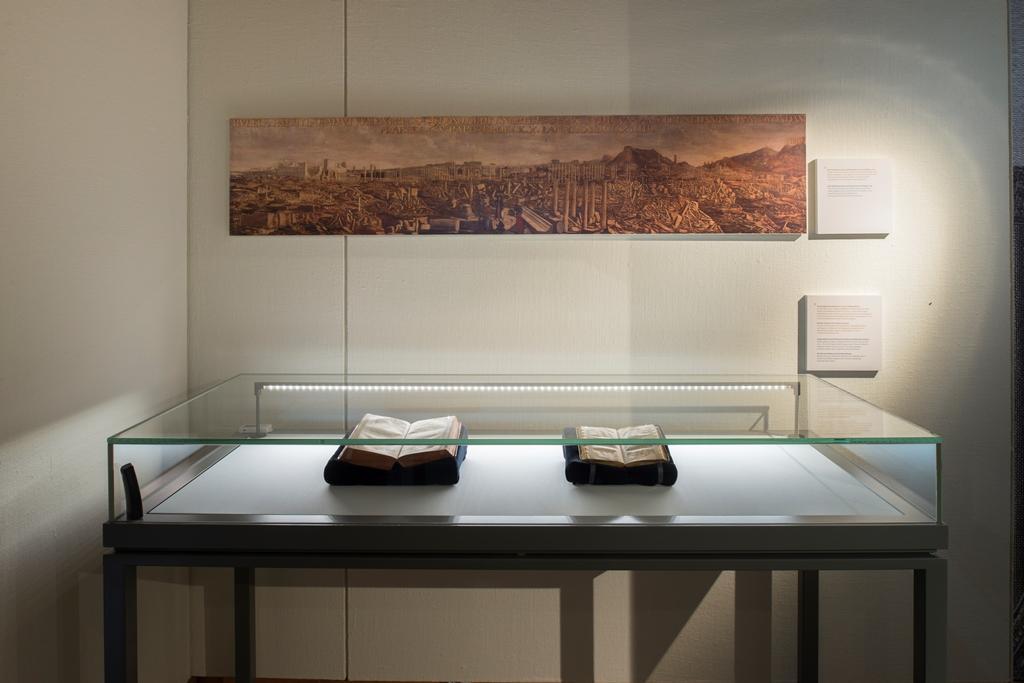 Ludvig Holberg skrev noveller om Palmyra