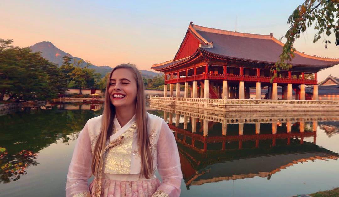 Ingvill i Korea