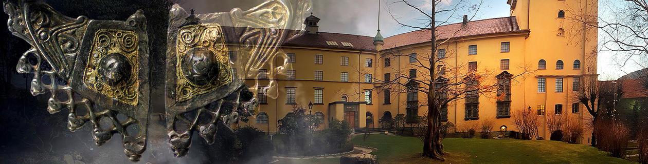 Ringspenne fra Kvinnherad / Historisk museum