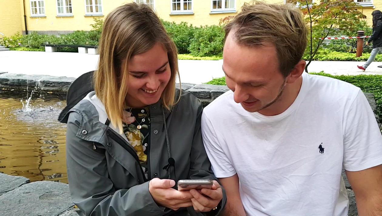 Chatboten Hubro testes av HF studenter