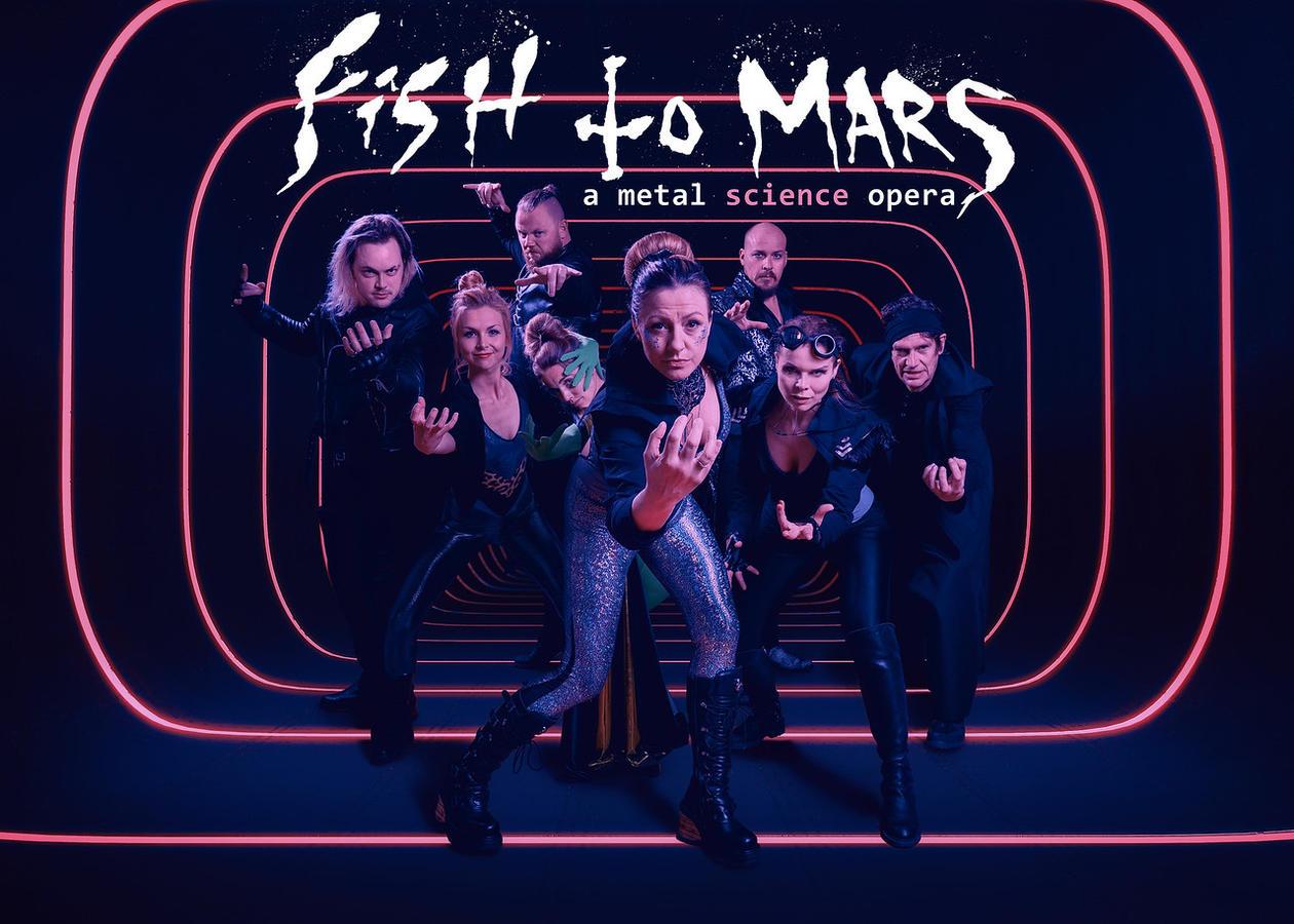 Fish to Mars