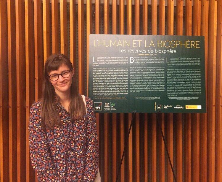 Photo of researcher Alicia Donnellan Barraclough