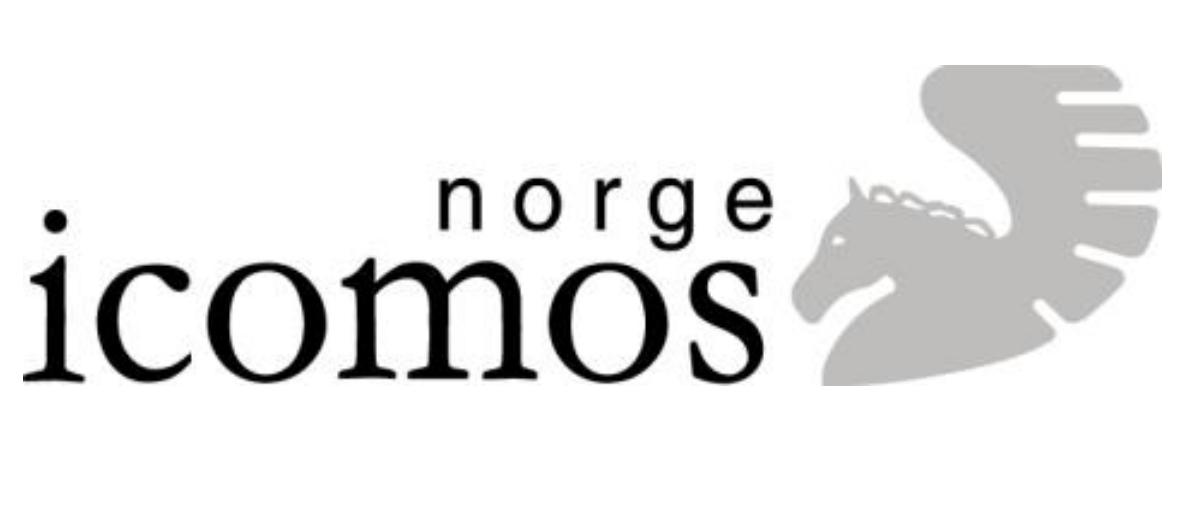 Logo: ICOMOS Norge