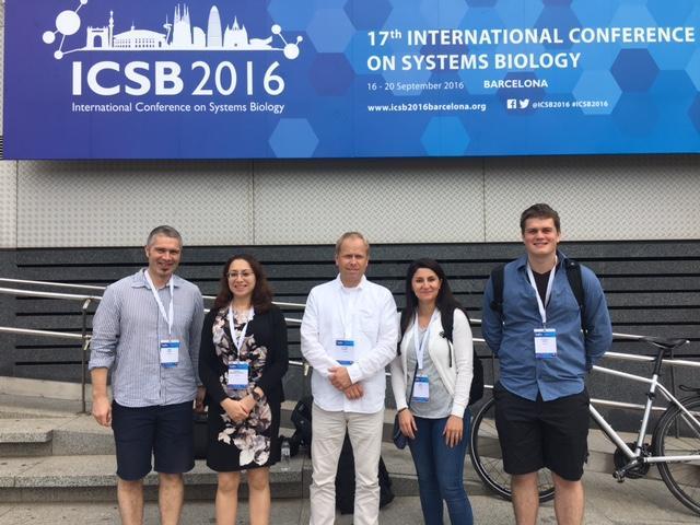 Digital Life and dCod at ICSB2016